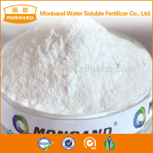 Fertilizante SOP soluble 0-0-52 Sulfato de potasio K2SO4
