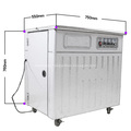 EP100 Semi Automatic Strapping Machine
