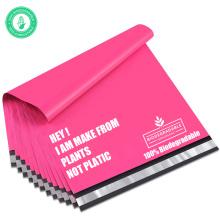 Custom Poly Mailer Водонепроницаемый конверт Самоклеющаяся сумка