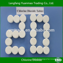 Dioxyde de chlore / clo2 produits chimiques pour nettoyer les piscines