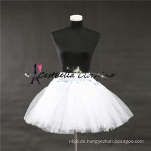 China Lieferant weltweit kurze Hochzeit Petticoats Unterrock