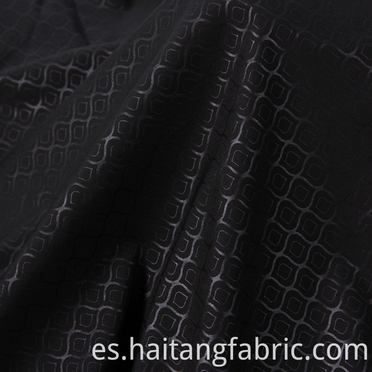 Embossing Fabric Polyester Clothing