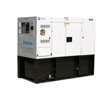 Perkin 30kw Diesel Generator With Denyo Type Super Silent Canopy Powered By Engine 1103A-33G Cheap Price With ATS