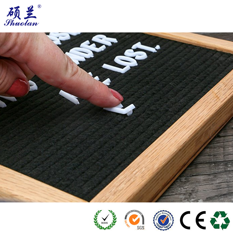 Top Quality Felt Letter Bag