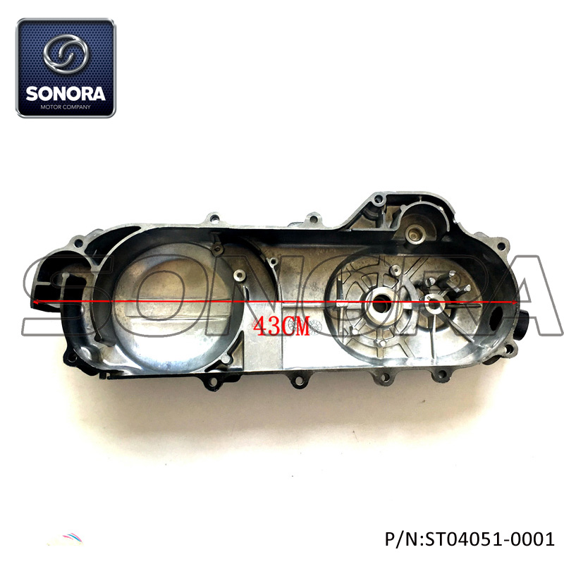 139QMA GY6 80 Engine Cover 43CM Type A