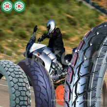60/90-18 Thailand Tricycle Motor Tyre with Inner Tube