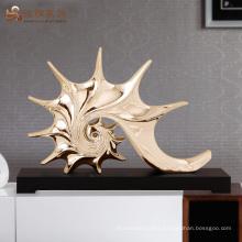Custom resin morden sculpture room decor embellishment art