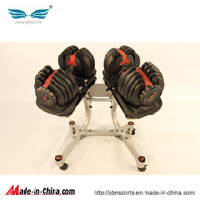 Popular Fitness Equipment Adjustable Dumbbell for Adult