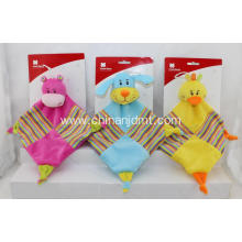 12 inch Square comfort baby toy
