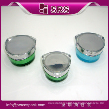 Recycle Plastic Cosmetic Packaging Big Face Mask Jar