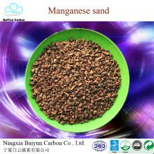 precio competitivo de fob de manganeso para eliminar mineral de hierro y manganeso