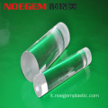 Clear Plastic PMMA Rod