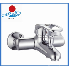 Solo manija de baño-ducha mezclador de latón de agua grifo (zr21701)