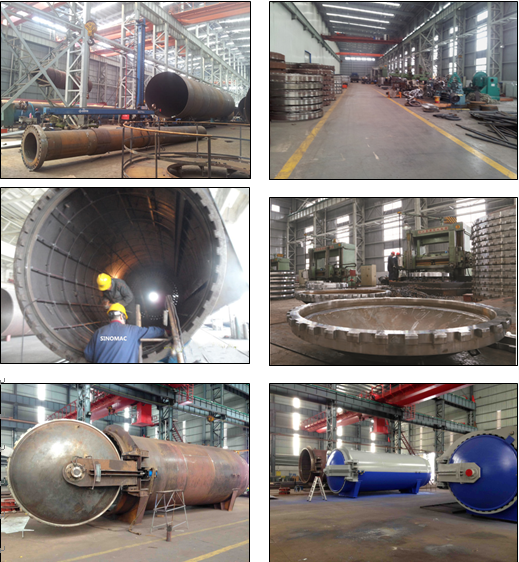 High Quality Composite Autoclave