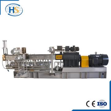 Máquina plástica de los gránulos de la fibra de vidrio para granular