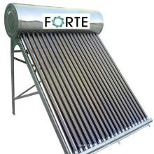 Chauffe-eau solaire compact 200L V Guard en Inde
