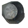 rubber inflatable mandrel pneumatic concrete balloon airbag  0.1~1.5 MPA popular rubber fender