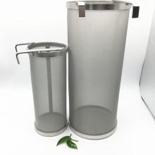 300 Micron Hop Filter Spider Strainer Stainless steel Beer Mesh Strainer for Home brew Kegging equipment