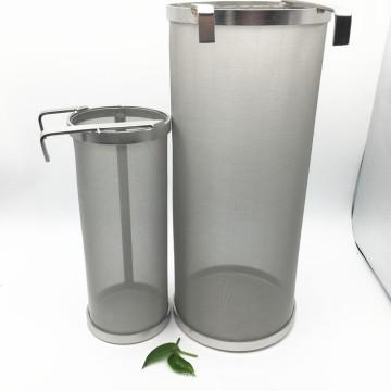 300 mícrons filtro de aranha filtro de aranha de malha de cerveja de aço inoxidável para casa cerveja equipamentos Kegging