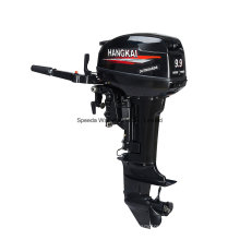 Strong Powerful Hangkai 9.9HP Water Cooled 2 Stroke Outboard Motor