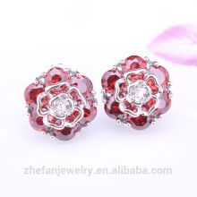 Neue Design Mode Frauen Weihnachten Silber Ohrring Kostüm Schmuck Großhandel Alibaba