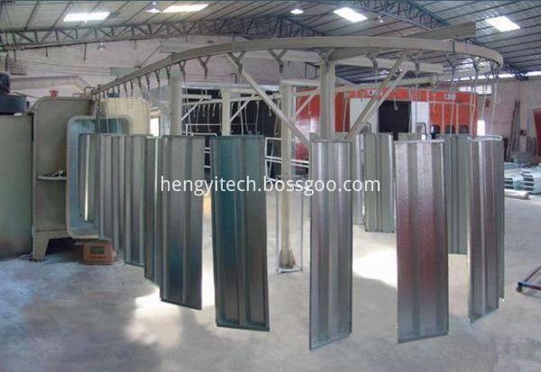 metal spraying equipment