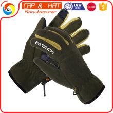 NEW Прибытие Пользовательские трикотажные перчатки акриловые перчатки сенсорного экрана для мобильного телефона