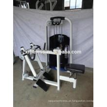 equipamento de ginásio super equipamento de remo sentado