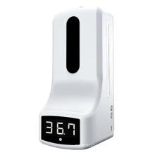 Distribuidor automático de sabão com sensor infravermelho sem toque
