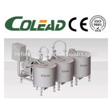 SUS 304 máquina de lavar / cesta de lavagem de fruta industrial venda máquina / linha de processamento de salada