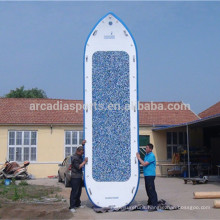 18 Feet Inflatable SUP Paddle Boards For Team Play Paddleboard For Sale