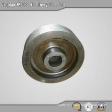 Ременный шкив из чугуна, используемый в механической части