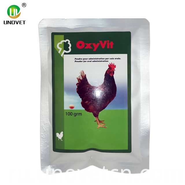 Oxytetracycline Hcl Soluble Powder 10