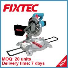 Fixtec Электроинструмент 1400W Компактная пила для резки под углом