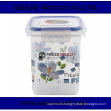 Plastic Homeware Bean Storage Box Mold