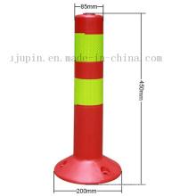 Изготовленный На Заказ Гибкий Безопасности Дорожного Движения Светоотражающие Пост