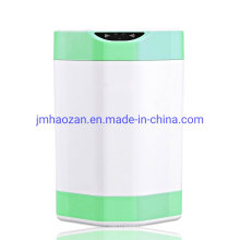 8L Round Automatic Sensor Dustbin with ABS Plastic