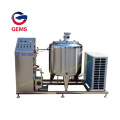 Mini Milk Pasteurizer Tank Machine With Cooling System