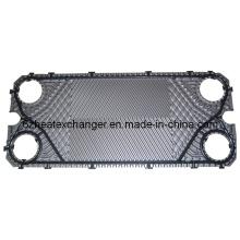 Edelstahlplatte für Ölkühlplattenwärmetauscher (entspricht M15)