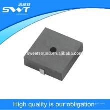 Buzzer zumbador de mini alarme de fábrica 5v smd transdutor de zumbador piezo