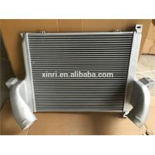 NISSENS: 96971 MERCEDES BENZS Intercooler turbo intercooler para BENZs ACTROS camión 9425010301