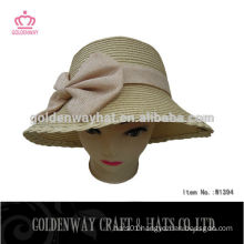 Fashion Sun Ladies hat with Flower