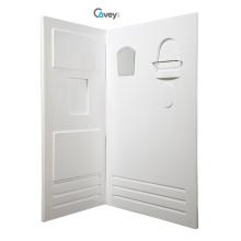 Panel de ducha de acrílico / revestimiento de pared para el baño (A-CVB21)