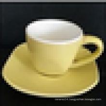 Ceramic Tableware, Ceramic Coffee Cup and saucer