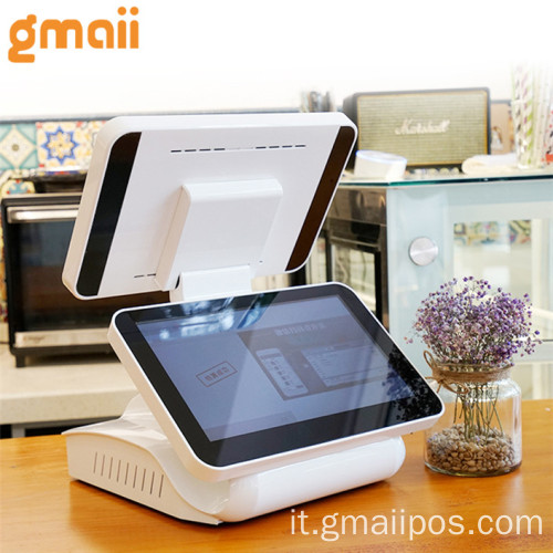 Terminal Pos System All in One con stampante