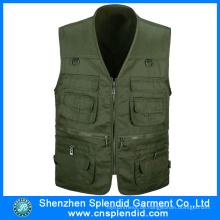 Günstige Angebot Arbeitskleidung Multi Taschen Männer Outdoor Jagd Weste