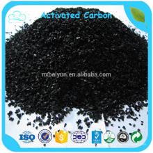 Decapado a base de carbón Granulado de malla de carbón 12x40 activado