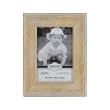 Antique White PS Photo Frame for Home Deco
