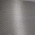 Tôle perforée décorative de maille perforée SS feuille perforée