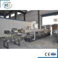PP PE HDPE Extrudeuse à double vis en plastique de granulation